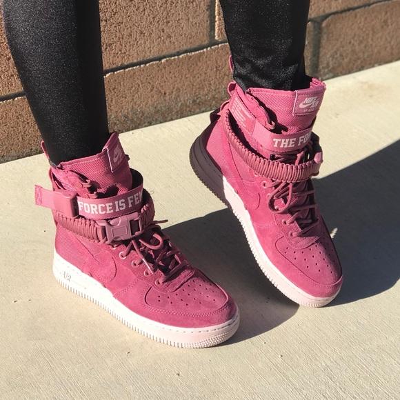 e733ee7349344 Nike Shoes | Nwt Sf Air Force 1 Force Is Female Fif Sz 7 | Poshmark
